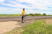 Highway 41, between Saskatoon and Alvena