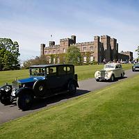 Rolls Royce & Bentleys at Scone Palace