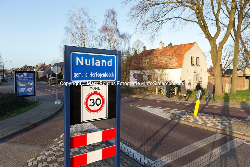 Nederland,  Nuland behoort sinds 2014 bij de gemeente Den Bosch.