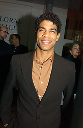 Dancer CARLOS ACOSTA at The Critic's Circle National Dance Awards 2005 held at The Royal Opera House, Covent Garden on 19th January 2006.<br /><br />NON EXCLUSIVE - WORLD RIGHTS