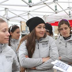 03-03-2020: Wielrennen: GP Le Samyn: vrouwen: Dour:Christina Schweinberger