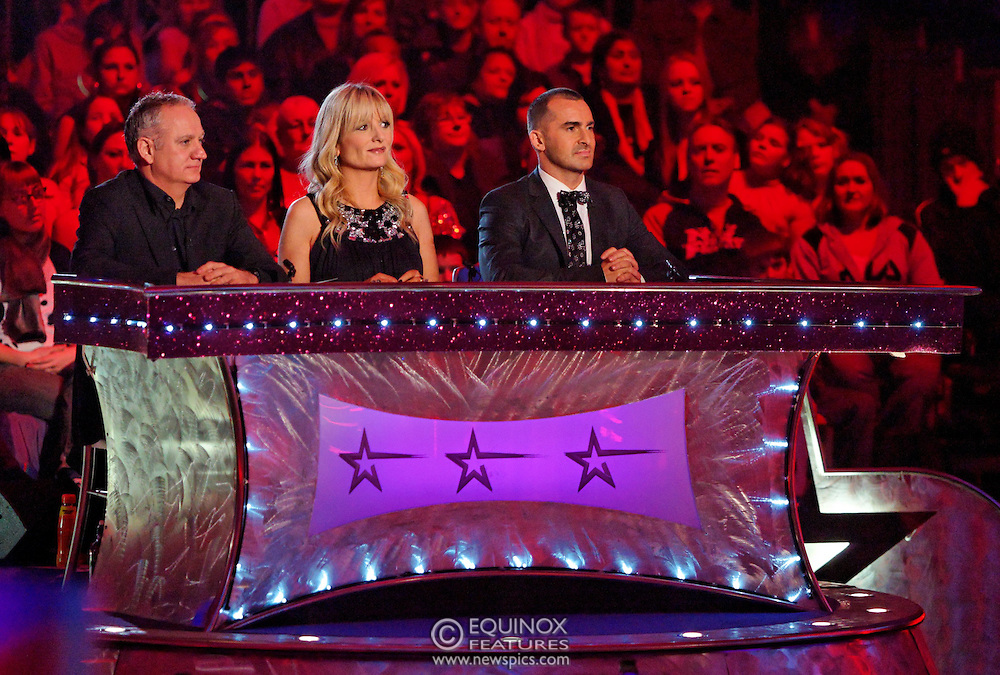 London, United Kingdom - 9 December 2007.The final of Sky One TV show Cirque de Celebrite Series 2..The show's winner was ex Neigbours actor Kyal Marsh. Featured on the show were american sprinter Dwain Chambers, ex Eastenders actress Hannah Waterman, Polish princess Princess Tamara, Australian glamour model Emily Scott, former member of boyband Five Ritchie Neville, member of Boyzone Shane Lynch, Professional football player Dean Holdsworth, Big Brother contestant Liam McGough, Socialite Lady Isabella Hervey, Bad Girls cast member Antonia Okonma, Casualty actor Luke Bailey, actress Stacey Cadman and former Neighbours actor Kyal Marsh..The location for the show was Woolwich Common, Academy Road, Woolwich, UK..(photo by: EDWARD HIRST/EQUINOXFEATURES.COM)..Picture Data:.Photographer: EDWARD HIRST.Copyright: ©2007 Licensed to Equinox News Pictures +448700 780000.Contact: Equinox Features.Date Taken: 20071209.Time Taken: 193601+0000.www.newspics.com