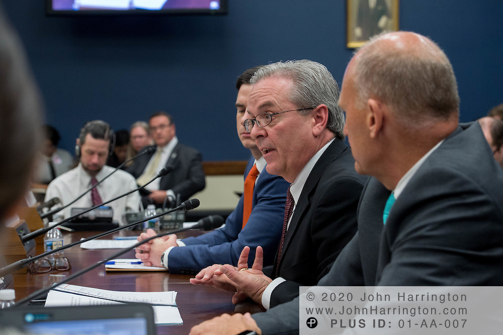 """Mr. Keith Hall, President and Chief Executive Officer, The National Association for the Self Employed testifies before the Small Business Committee of the U.S. House of Representatives titled, """"Reimagining the Health Care Marketplace for America's Small Businesses"""", Tuesday, February 7, 2017."""