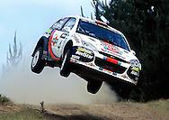 Colin McRae - Rally Australia - 2001<br /> Sotico Mini Jumps