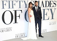 Fifty Shades of Grey - UK film premiere