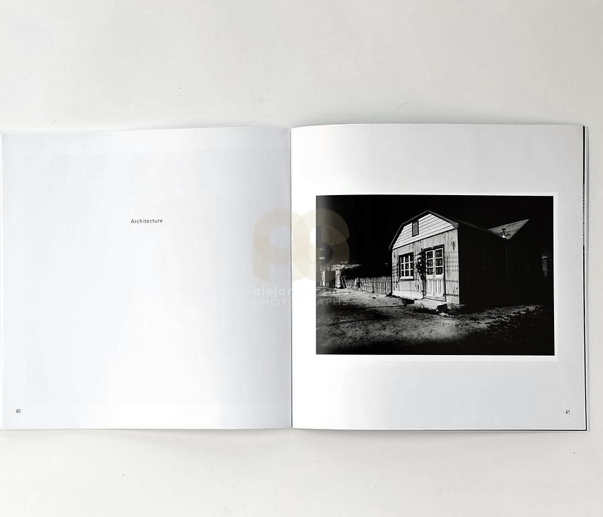 Patagonia Revisited, catalog photography exhibition (pag 40-41) published in conjunction with the Photography Exhibition, at Festival International of Photography, June 2018, Voiron France. Photographs by  Alejandro Sala