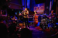 France, Paris (75), le club de jazz le Duc des Lombards, 42 rue des lombards, 75001 Paris, concert de Anat Cohen