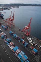 United States, Washington, Seattle, Port of Seattle