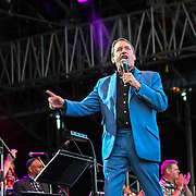 Jools Holland at Kew The Music Festival 2018 Day 6