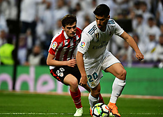 Real Madrid v Athletic Club Bilbao - 18 Apr 2018