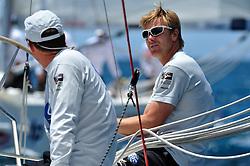 Ian Williams Team, GAC Pindar. Photo:Chris Davies/WMRT