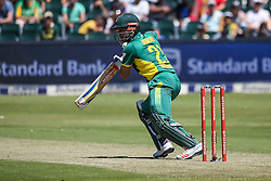 JP Duminy of SA during the 2nd ODI match between South Africa and Australia held at The Wanderers Stadium in Johannesburg, Gauteng, South Africa on the 2nd October  2016<br /> <br /> Photo by Dominic Barnardt/ RealTime Images