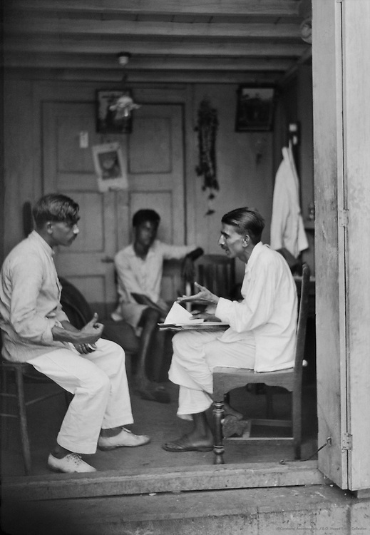 Lawyers in Conference, Bombay, India, 1929