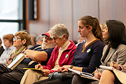 Supporters observe the ERA - SJRCA 4  at the Subject Matter Hearing in Chicago