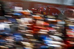 March 23, 2018 - Melbourne, Victoria, Australia - VETTEL Sebastian (ger), Scuderia Ferrari SF71H, action during 2018 Formula 1 championship at Melbourne, Australian Grand Prix, from March 22 To 25 - Photo  Motorsports: FIA Formula One World Championship 2018, Melbourne, Victoria : Motorsports: Formula 1 2018 Rolex  Australian Grand Prix, (Credit Image: © Hoch Zwei via ZUMA Wire)