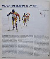 Ski Racing Magazine - March 8, 2005