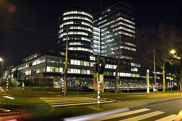 Nederland, Amsterdam, 10-12-2013Gebouw, kantoor, van de Nederlandse Bank. Monetaire eenwording.Foto: Flip Franssen/Hollandse Hoogte