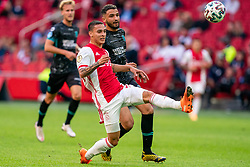 Antony of Ajax of Ajax in action during eredivisie round 02 between Ajax and RKC at Johan Cruyff Arena on September 20, 2020 in Amsterdam, Netherlands