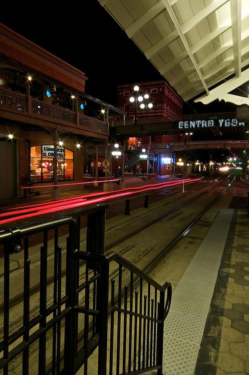Centro Ybor Shopping Mall in Tampa, Florida