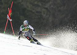 SANDELLMarcus of Finland competes during 10th Men's Slalom - Pokal Vitranc 2014 of FIS Alpine Ski World Cup 2013/2014, on March 8, 2014 in Vitranc, Kranjska Gora, Slovenia. Photo by Matic Klansek Velej / Sportida