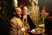 MATT WITLEY; ANNA BOGLIONE, 18th birthday party for Ruby Boglione. Petersham House. London. 4 September 2010. -DO NOT ARCHIVE-© Copyright Photograph by Dafydd Jones. 248 Clapham Rd. London SW9 0PZ. Tel 0207 820 0771. www.dafjones.com.