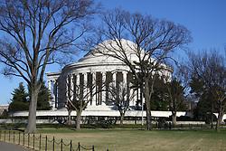 THEMENBILD - Jefferson Memorial. Reisebericht, aufgenommen am 14. Jannuar 2016 in Washington D.C. // Jefferson Memorial. Travelogue, Recorded January 14, 2016 in Washington DC. EXPA Pictures © 2016, PhotoCredit: EXPA/ Eibner-Pressefoto/ Hundt<br /> <br /> *****ATTENTION - OUT of GER*****