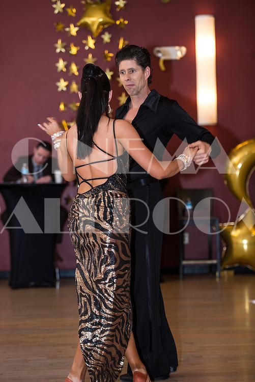 American Rhythm<br /> Nadine and Larry Wittig