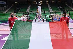 IMOCO VOLLEY CONEGLIANO - IGOR GORGONZOLA NOVARA<br /> PALLAVOLO CAMPIONATO ITALIANO VOLLEY SERIE A1-F 2020-2021<br /> FINALE SCUDETTO GARA 1<br /> VILLORBA (TV) 17-04-2021<br /> FOTO FILIPPO RUBIN