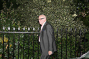 RICHARD WILSON, Sir David and Lady Carina Frost annual summer party, Carlyle Sq. London. 5 July 2007  -DO NOT ARCHIVE-© Copyright Photograph by Dafydd Jones. 248 Clapham Rd. London SW9 0PZ. Tel 0207 820 0771. www.dafjones.com.
