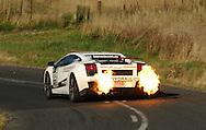 Jason White & John White .2007 Lamborghini Gallardo Superleggera.Day 3.Targa Tasmania 2009.1st of May 2009.(C) Joel Strickland Photographics.