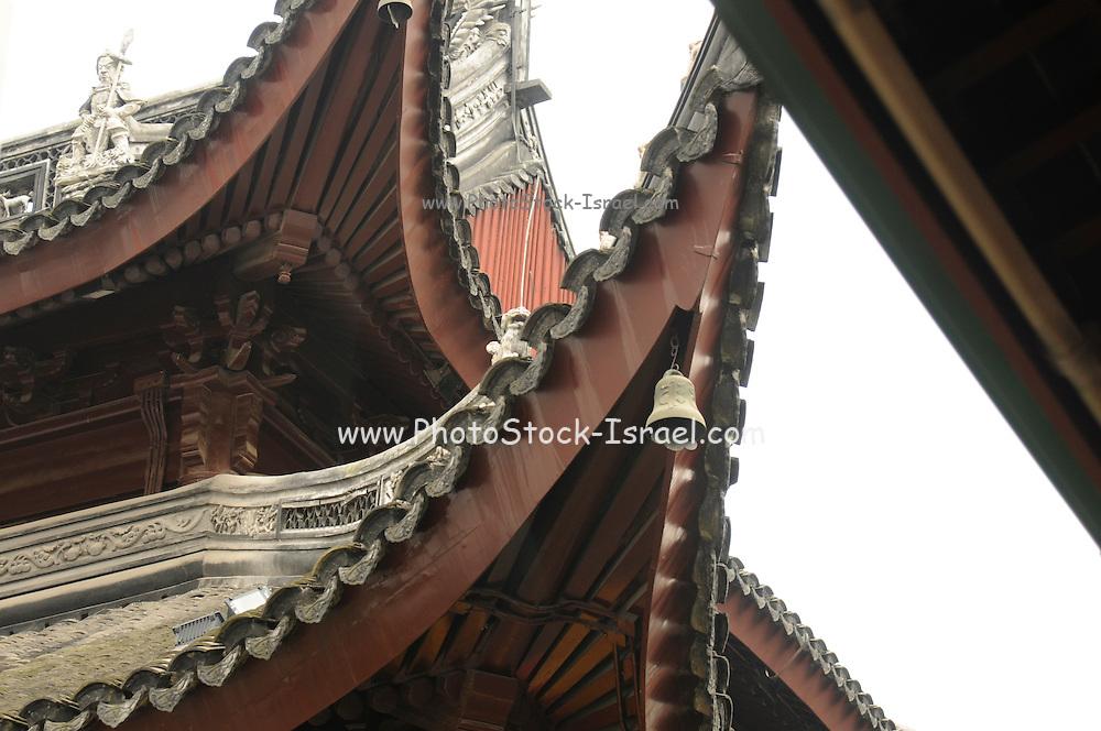 China, Shanghai, Jade Buddha Buddhist Temple