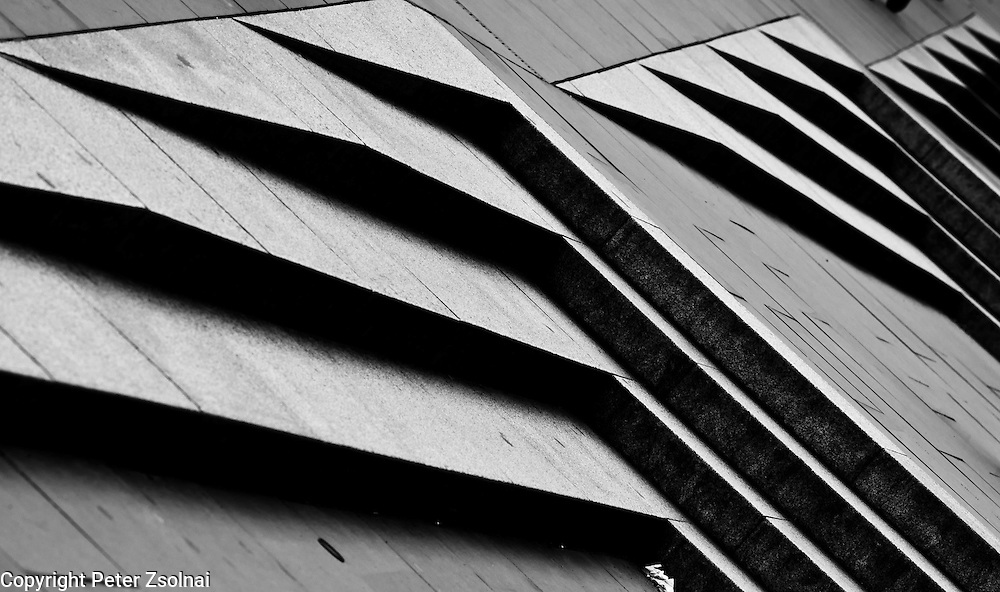 Stairs in London