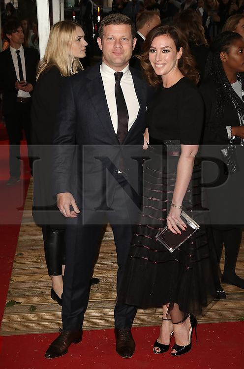 Dermot O'Leary, Glamour Women of the Year Awards, Berkeley Square Gardens, London UK, 02 June 2014, Photos by Richard Goldschmidt /LNP © London News Pictures
