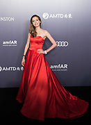 Kelly England Prehn, Top British Model and Creative Director poses at the amfAR gala Hong Kong 2017 at Shaw Studio, Hong Kong on March 25, 2017 in Hong Kong Special Administrative Region. Photo by Moses Ng/ MozImages