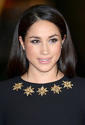 Meghan Markle arriving at the World Premiere of 'The Hunger Games: Catching Fire', Odeon Cinema, Leicester Square, London, 11th November 2013. Photo credit should read: Doug Peters/EMPICS Entertainment