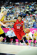 DESCRIZIONE : Basketball Jeux Olympiques Londres Demi finale<br /> GIOCATORE : Parker Candace USA<br /> SQUADRA : USA FEMME<br /> EVENTO :Jeux Olympiques<br /> GARA : USA AUSTRALIE<br /> DATA : 09 08 2012<br /> CATEGORIA : Basketball Jeux Olympiques<br /> SPORT : Basketball<br /> AUTORE : JF Molliere <br /> Galleria : France JEUX OLYMPIQUES 2012 Action<br /> Fotonotizia : Jeux Olympiques Londres demi Finale Greenwich Arena<br /> Predefinita :