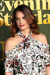 © Licensed to London News Pictures. 13/11/2016. London, UK, Ruth Wilson, Evening Standard Theatre Awards, Photo credit: Richard Goldschmidt/LNP