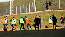 A stage for Napoli's upswing before the Champions League match against Manchester City