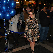 Adele Silva attend the Company - Opening Night at Gielgud Theatre, London, UK. 17 October 2018.