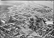 "Ackroyd 08688-4. ""Arcady Press. Aerials. Dan Davis Park. Guilds Lake. November 24, 1958"""