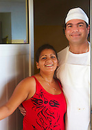 Cooks in Gibara,Holguin,Cuba.