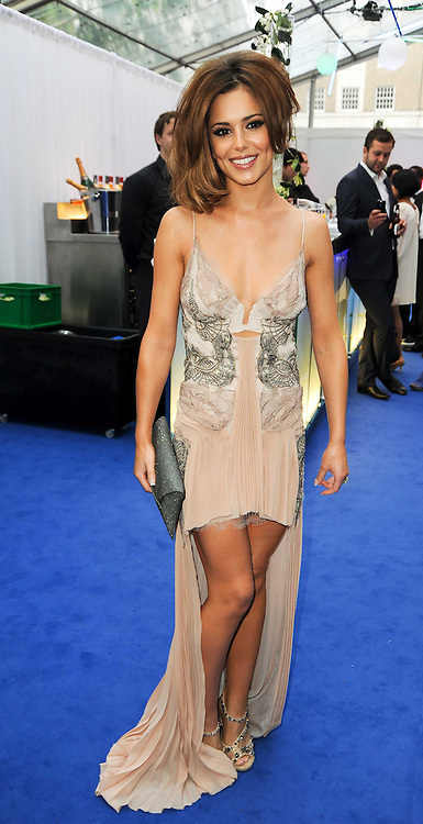 CHERYL COLE at the Glamour Women Of The Year Awards held in Berkeley Square, London on 8th June 2010.
