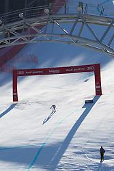 15.03.2012, Planai, Schladming, AUT, FIS Weltcup Ski Alpin, Herren, SuperG, im Bild Features vom Zielstadion der Planai mit Voestalpine Skygate Übersicht, Uebersicht, Skygate // the Planai Stadium, overwiev during mens SuperG of FIS Ski Alpine World Cup at 'Planai' course in Schladming, Austria on 2012/03/15. EXPA Pictures © 2012, PhotoCredit: EXPA/ Johann Groder