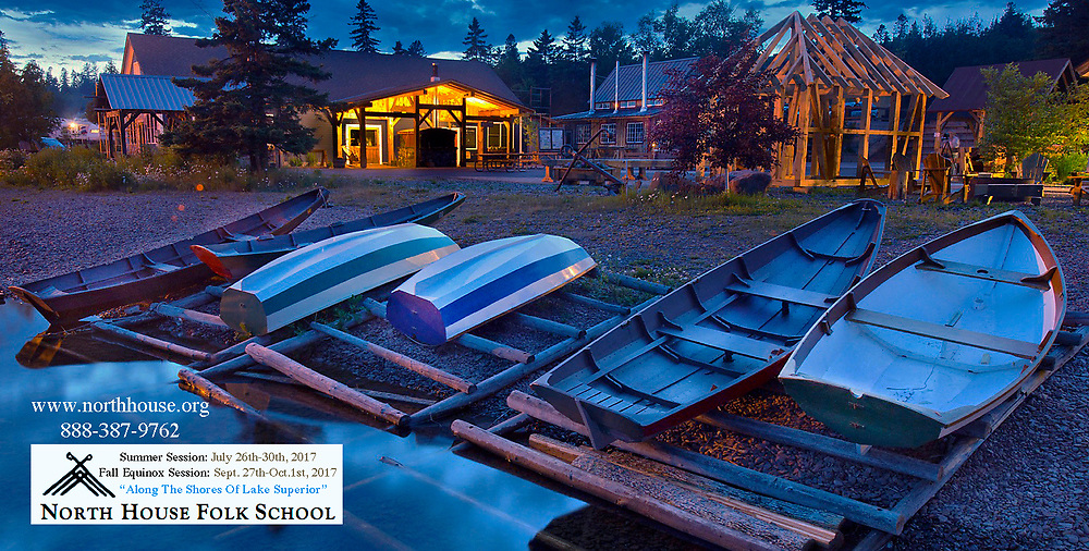 North House Folk School, Grand Marais, Minnesota
