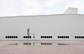 Factory Walls Afar