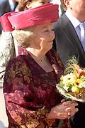 Koninginnedag 2007 in het vestingsstadje Woudrichem / Queensday 2007 in the small village Woudrichem.<br /> <br /> Op de foto / On the Photo;<br /> <br />  Koningin/Queen Beatrix