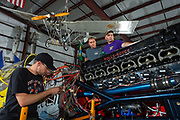 """For the 2015 Reno Air Races, """"Precious Metal"""" will be the only Unlimited class racer with an electronic fuel ignition system."""