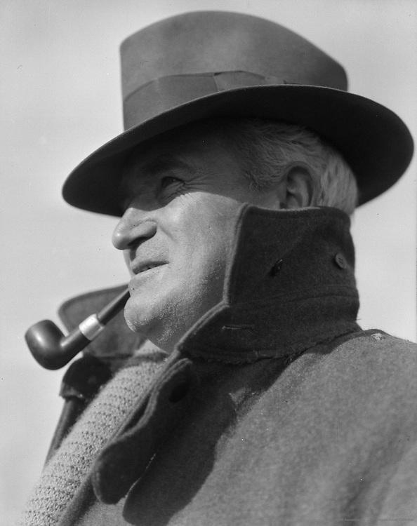 Mr. Fulton, Sheep Farmer, Tasmania, Australia, 1930