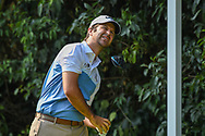 Jorge Campillo Iniguez (ESP) watches his tee shot on 2 during Rd4 of the World Golf Championships, Mexico, Club De Golf Chapultepec, Mexico City, Mexico. 2/23/2020.<br /> Picture: Golffile | Ken Murray<br /> <br /> <br /> All photo usage must carry mandatory copyright credit (© Golffile | Ken Murray)