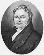 Jons Jacob Berzelius (1779-1848), Swedish chemist who introduced modern chemical symbols. Hhe discovered the elements selenium, thorium and cerium, and was first to isolate others. He accurately determined atomic weights, establishing the laws of combination and John Dalton's atomic theory.